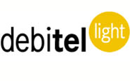 DebitelLight Logo