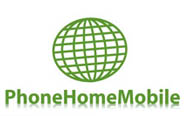 PhoneHomeMobile Logo