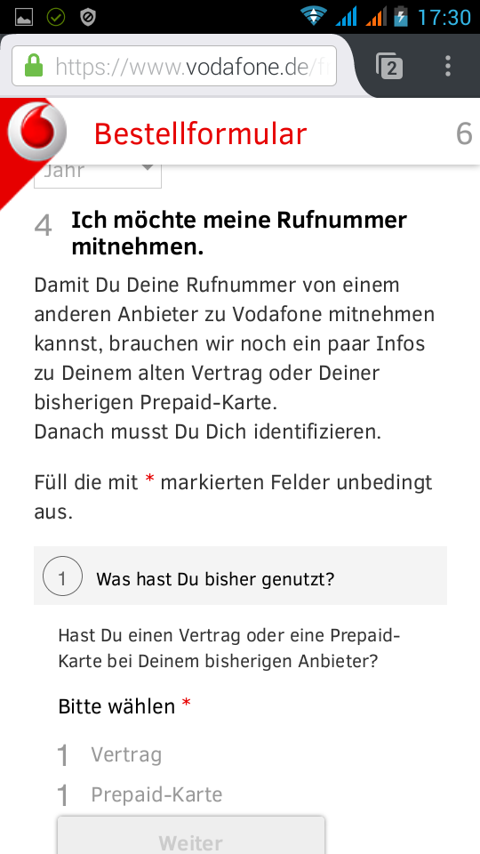lidl connect buchungsseite