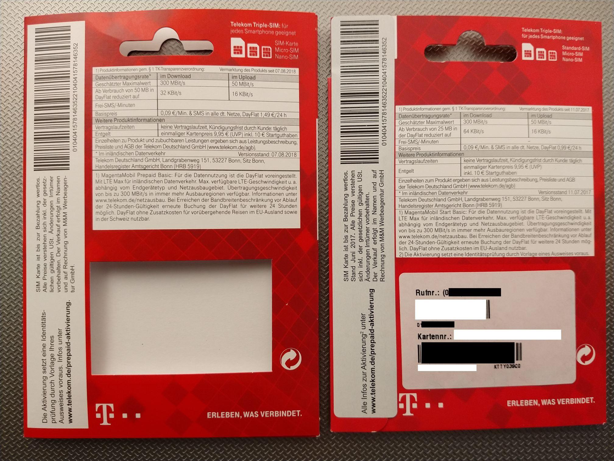 Telekom Karte Aktivieren.Telekom Prepaid Wiki