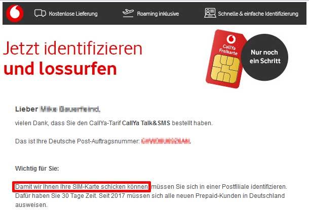 Vodafone Prepaid Karte Kostenlos.Vodafone Prepaid Wiki